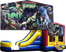 (C) Teenage Mutant Ninja Turtles Bounce Slide Combo