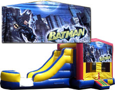 (C) Batman Bounce Slide Combo