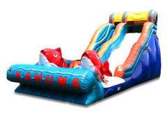 (B) 19ft Big Kahuna Wet-Dry Slide