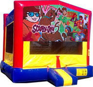 (C) Scooby-Doo Bounce House
