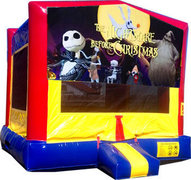 (C) Nightmare Before Christmas Bounce House