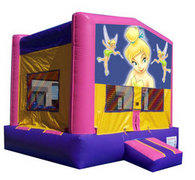 (C) Tinker Bell Bounce House