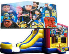 (C) Despicable Me Minion Bounce Slide Combo