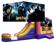 (C) Harry Potter Bounce Slide Combo - Pink