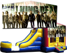 (C) Walking Dead Bounce Slide Combo