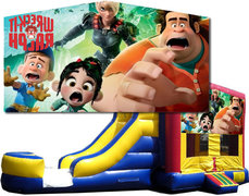 (C) Wreck It Ralph Bounce Slide Combo