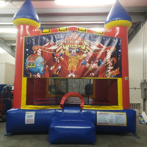 Circus Medium Bounce House