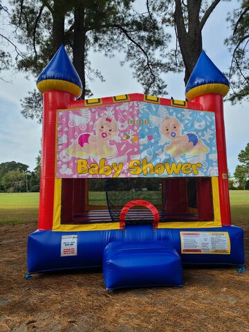 Baby Shower Medium Bounce House