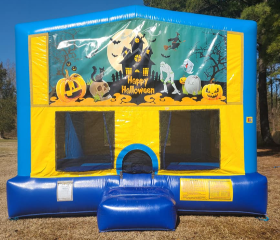 Halloween 5 Bounce House Large