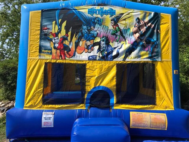 Batman Bounce House Large