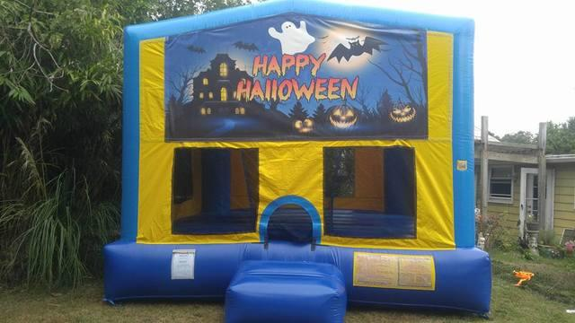 Halloween 2 Bounce House Large