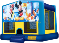 Mickey Mouse Bounce House Large