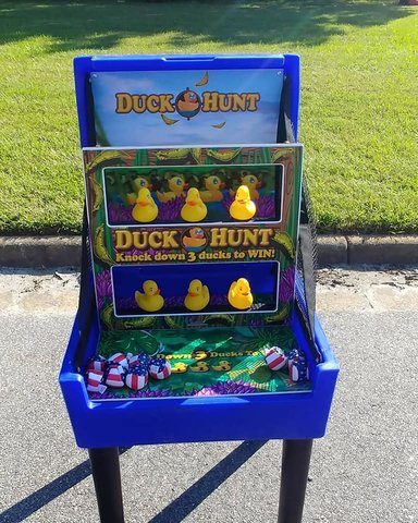 Duck Hunt Box Game