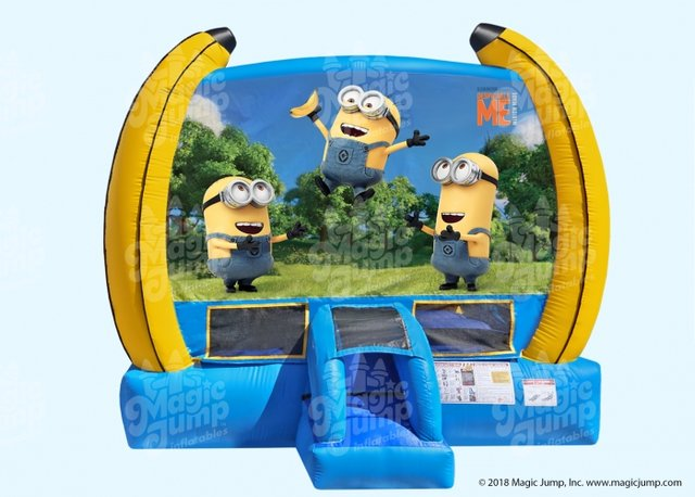 Minions Bounce House Large