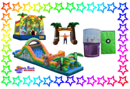 Water Slides Package 3