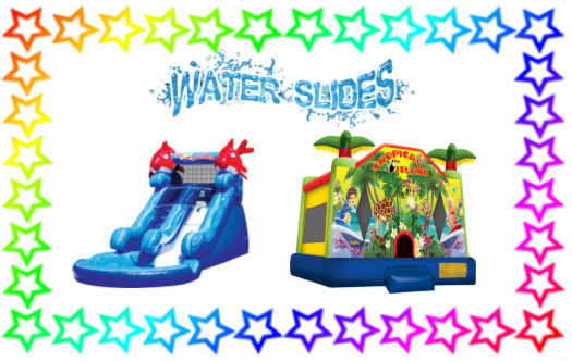 Water Slides Package 5