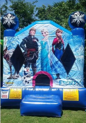 Frozen Small Bounce House