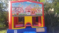 Carnival Medium Bounce House