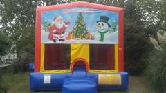 Christmas 1 Bounce House