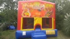 Fall Festival Bounce House