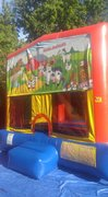 Farmyard Bounce House