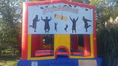 Graduation Bounce House