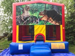 Jurassic Park (Dinosaur) Medium Bounce House