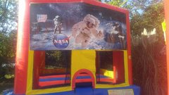 NASA Space Bounce House