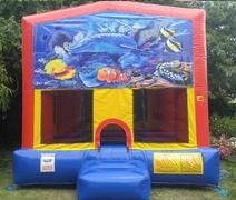 Undersea Bounce House