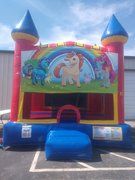 Unicorn 2 Medium Bounce House