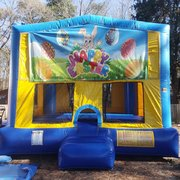 Easter 2 Bounce House Large