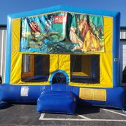 Lion King Bounce House Large