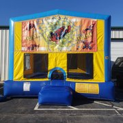 Spiderman 2 Bounce House Large