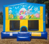 Easter 3 Bounce House Large