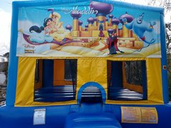 Aladdin Bounce House Large