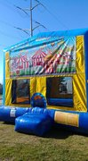 Carnival Bounce House Large
