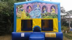 Disney Princess Bounce House Large