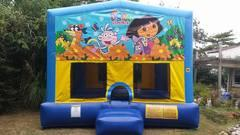 Dora Bounce House Large