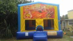 Fall Festival Bounce House Large