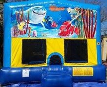 Finding Nemo Bounce House Large