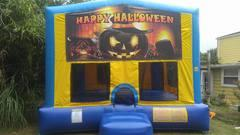 Halloween 1 Bounce House Large