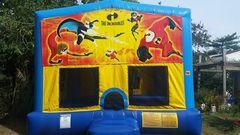 Incredibles Bounce House Large