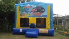Pirates Bounce House Large