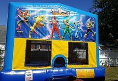 Power Rangers Bounce House Large