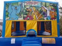 Scooby Doo Bounce House Large
