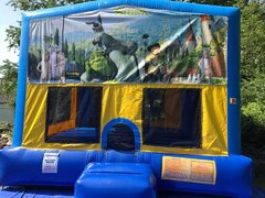 Shrek Bounce House Large