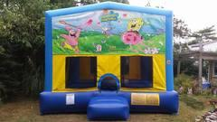 Spongebob Bounce House Large