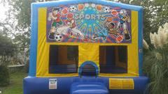 Sports USA Bounce House Large