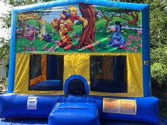Winnie Pooh Bounce House Large