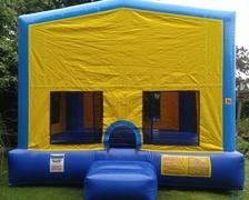 Plain Bounce House Large